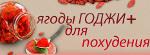 Ягоды Годжи Плюс для Похудения - Антропово